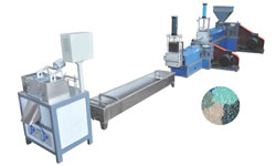 Two Stage Pelletizing Line